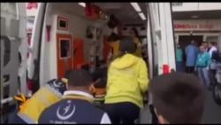 Истанбулда шартлауда 10 кеше һәлак булды, 15 кеше яраланды