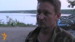 """""""Беркуттің"""" бұрынғы сарбазы сепаратистерге қарсы"""