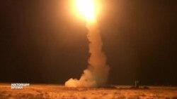 У Астраханскай вобласьці прайшлі вучэньні з пускамі ракет