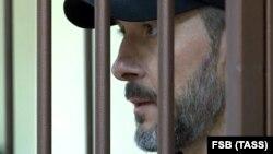 The unnamed Ukrainian citizen was sentenced by a court in Yoshkar-Ola in Russia's Mari El region on August 2.