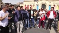 Иранцы отмечают Новруз в Ереване