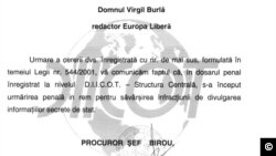 Răspunsul DIICOT privind cercetările care o vizează pe Elena Udrea