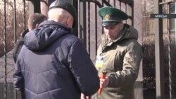 Українці голосують у столиці Білорусі