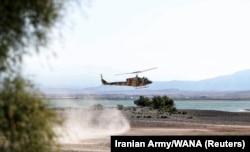 نمایی از رزمایش فاتحان خیبر در شمالغرب ایران