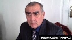 Абдуҷон Таваккалзода, раиси ноҳияи Панҷи вилояти Хатлон
