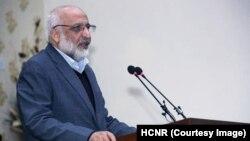 معصوم ستانکزی، رئیس هیئت گفتگو کننده صلح حکومت افغانستان با طالبان