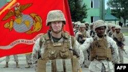 Вместе с грузинскими военнослужащими боевые учебные задачи будут отрабатывать военные из Латвии, Литвы, Болгарии, Румынии и США