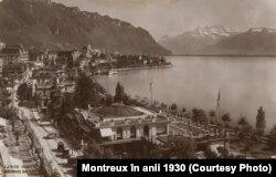 Montreux în anii 1930