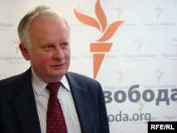 Яцек Ключковский, бывший посол Польши в Украине (2006-2010). В студии Радіо Свобода 26 апреля 2010 года