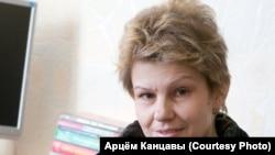 Вераніка Курцова. Аўтар: Арцём Канцавы