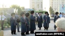 Ýaşulular maslahaty, Aşgabat