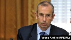 Majkl Devenport, šef kancelarije EU u Srbiji