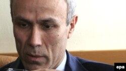 Mehmet Ali Agca.