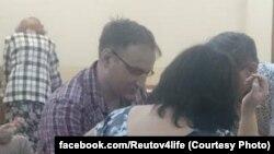 Евгений Куракин в Реутовском суде