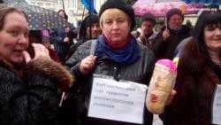 У Дніпропетровську під зливою вдруге відбувся «марш соціальної справедливості»