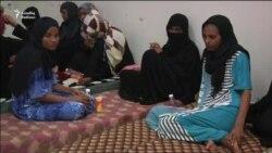 'İslam dövləti' yaraqlılarının zorladığı 12 yaşlı qız