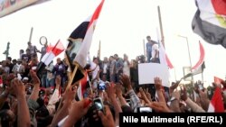 معارضون لحكم الرئيس المصري محمد مرسي