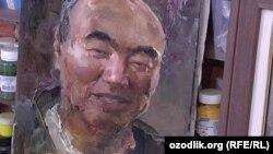 Акаев портрети