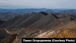 Горы на Колыме