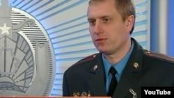 Канстанцін Шалькевіч, прэсавы сакратар МУС