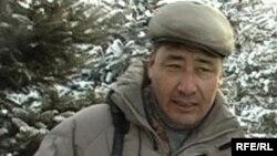 Құқық қорғаушы Талас Сағымбаев.