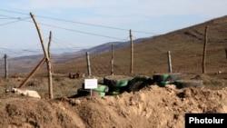 Հայ - ադրբեջանական սահմանը, արխիվ