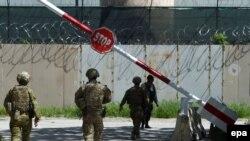 Pitanje borbe protiv terorizma: Australske snage u Kabulu