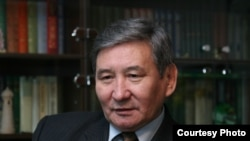 Историк Бейбит Койшыбаев, автор книги о жизни и деятельности репрессированных деятелей казахской интеллигенции.