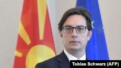 Претседателот на Северна Македонија Стево Пендаровски