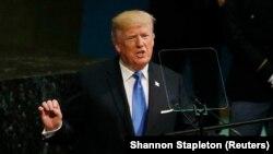 اولین سخنرانی دونالد ترامپ روز سه شنبه در مجمع عمومی سازمان ملل