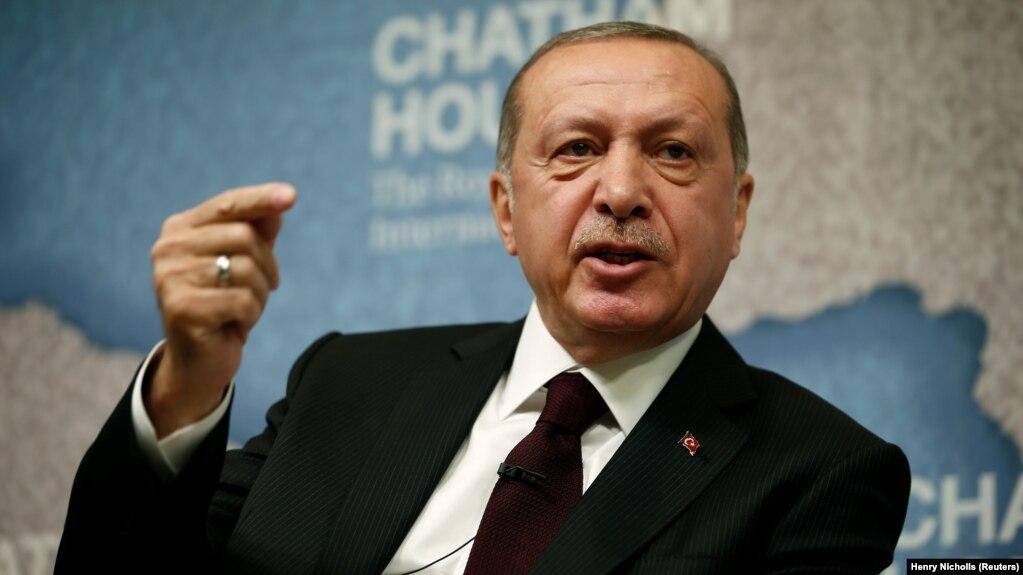 Эрдоган: «Мы ждем того дня, когда руководство Армении проявит здравомыслие»