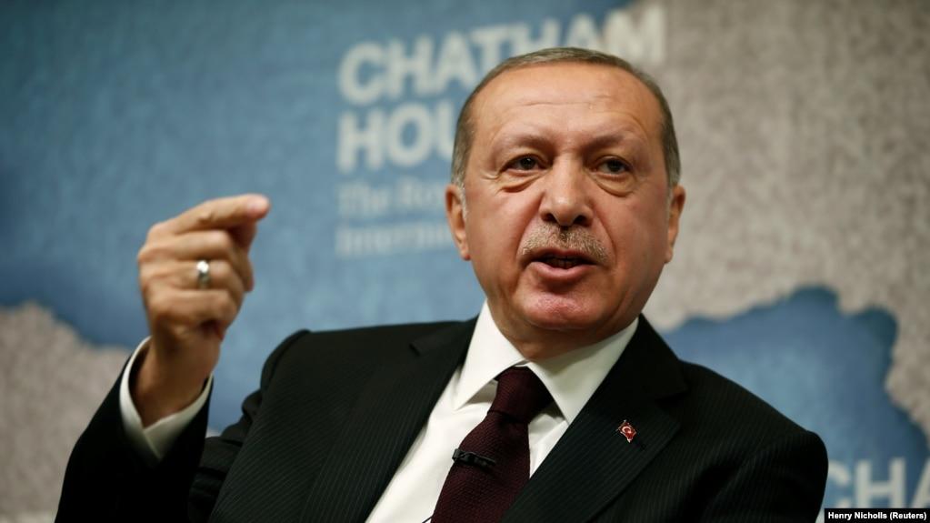 Эрдоган: Турция получила от России скидку на газ