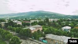 Цхинвали, самопровозглашенная республика Южная Осетия