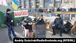 На Євромайдані у Києві