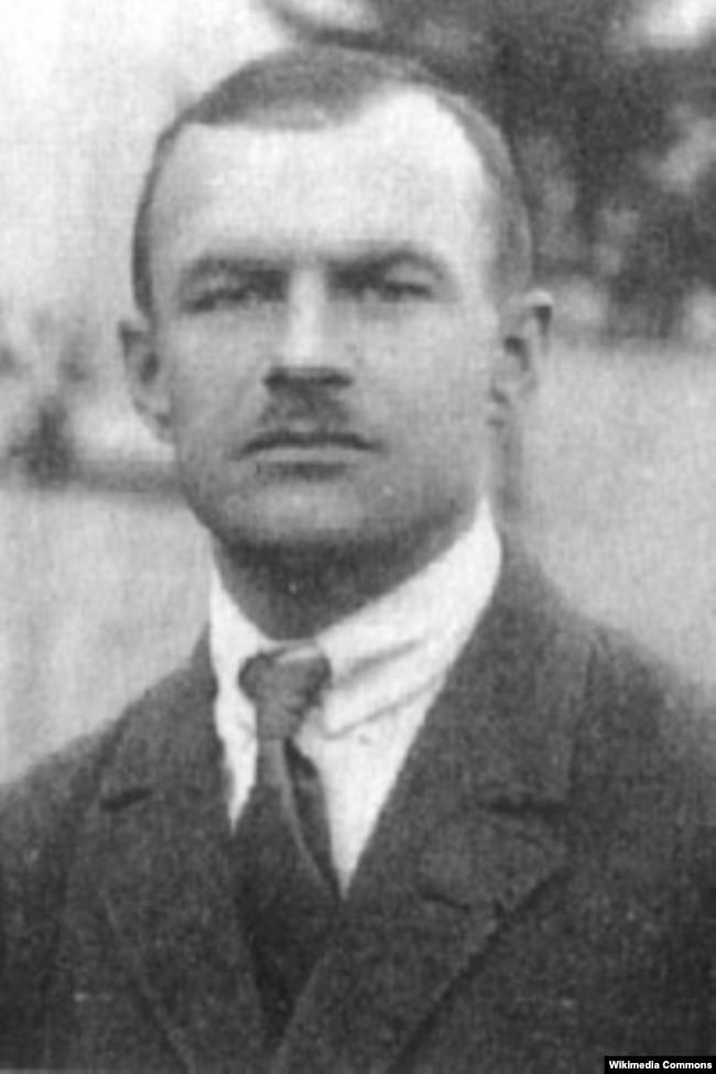 Сымон Рак-Міхайлоўскі.