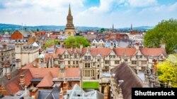 Оксфорд шаары, Англия