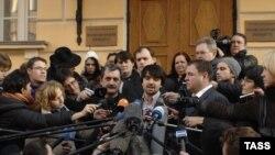 """После завершения процесса по """"делу Политковской"""". В центре внимания - адвокат Мурад Мусаев"""