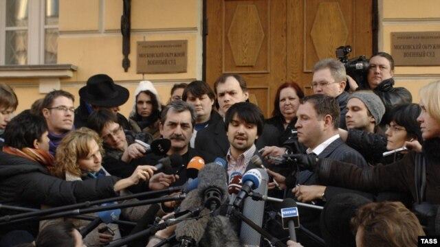 Суд по делу Мурада Мусаева
