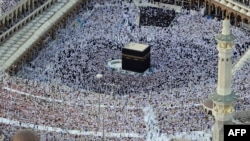 The detainees say they had hoped to arrive in Mecca just in time for the Hajj in late October. (file photo)
