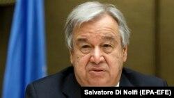 ՄԱԿ-ի գլխավոր քարտուղար Անտոնիու Գուտերեշ, արխիվ
