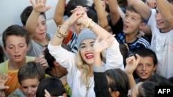 Poznata britanska zvijezda kosovskog porekla Rita Ora