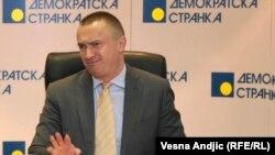 Bojan Pajtić, predsjednik Demokratske stranke