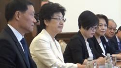 Kineska zvaničnica u poseti Beogradu