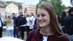 Mladi Srbije, Hrvatske i BiH zajedno za mir