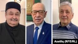 Сулдан уңга: Ләбиб Лерон, Марат Әмирханов һәм Григорий Эйдинов