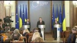 ЕУ со подршка за Украина, но не воена