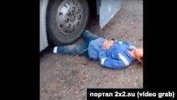 """Мигрант из Китая, устроивший """"лежачую забастовку"""" в Свободном"""