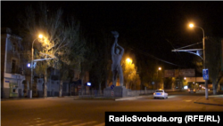 Памятник «Труженику Луганщины»
