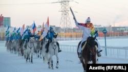 Олимпиада уеннары уты Уфада