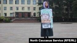Ирина Бархатова, активистка штаба Навального в Сочи